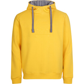Elkline Advantage Hoodie Men, lemon
